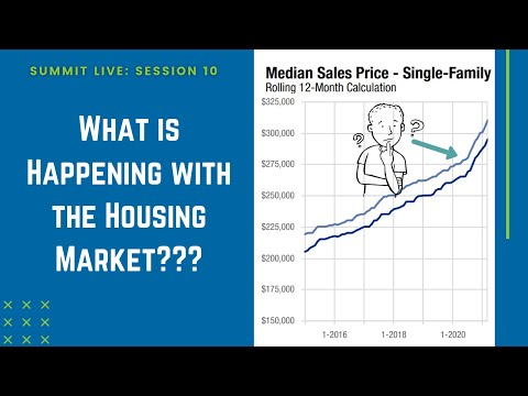 What is Happening with the Housing Market???
