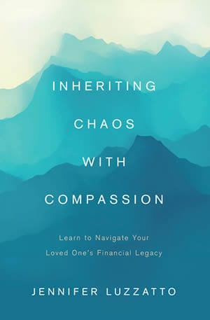 book cover for Inheriting Chaos with Compassion