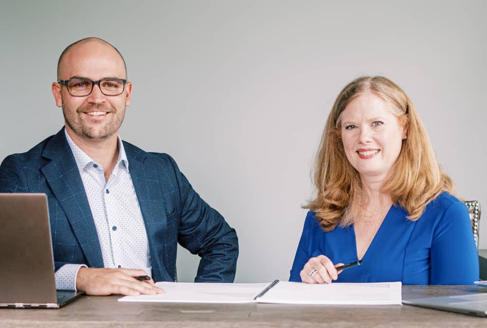 Meet the Summit Financial Team - Michael Sigmon and Jennifer Luzzatto